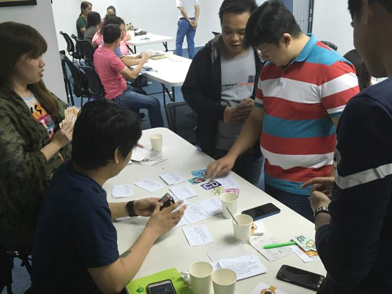Orange & Bronze Core Agile Training w/ Scrum, Extreme Programming, & Kanban hands-on activity | Java and Agile Scrum Training Philippines